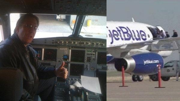 Details emerge about JetBlue pilot's life
