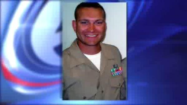 Marine dies with 2 weeks left in Afghanistan