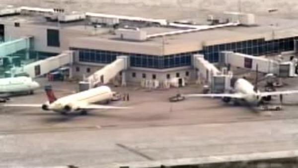 Explosives found in passenger's bag at Philidelphia airport