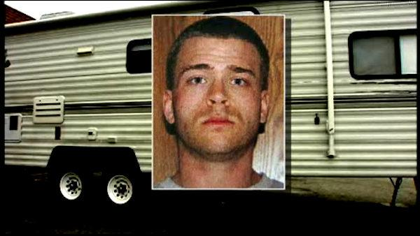 Sex offender living in trailer on government property