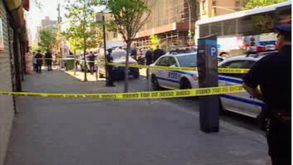 NYPD officer stabbed in East Harlem; suspect arrested