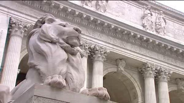 New York Public Library plans renovations