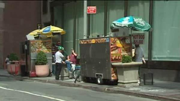 Street vendors fight to get fines lowered