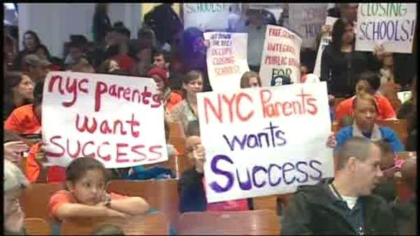 Panel votes to close 24 failing schools