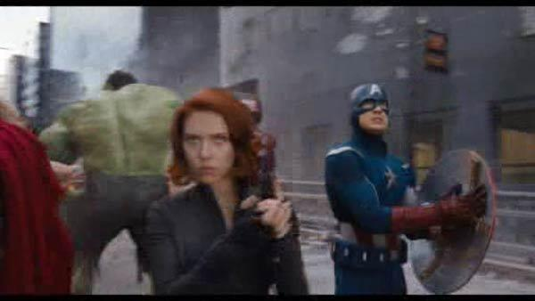 'The Avengers' hits theaters