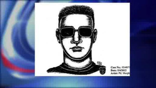 Sketch released in Old Tappan luring