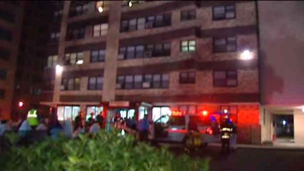Boy, grandmother die in East Orange fire