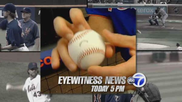 Is R.A. Dickey's knuckleball influenced by the weather?