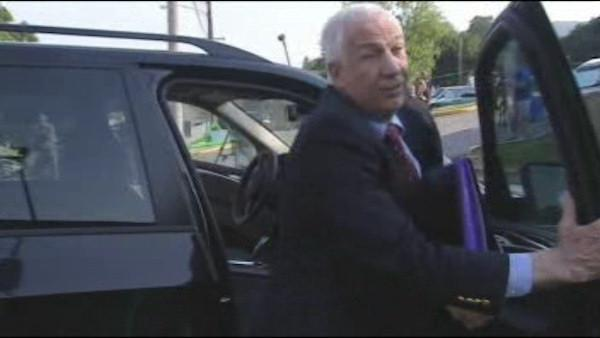 Jury begins deliberations in Jerry Sandusky in sex abuse trial ...