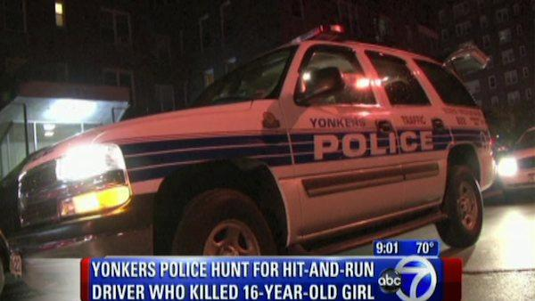 Police make an arrest in a deadly hit and run in Yonkers