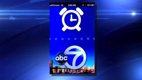 Eyewitness News Alarm Clock App