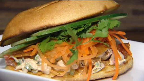 Neighborhood Eats: Cambodian sandwhiches