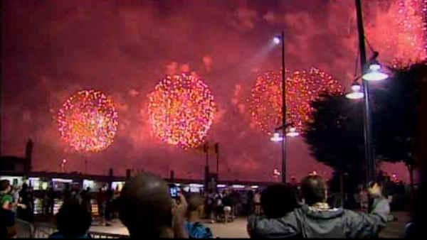 New York area readies for Fourth of July festivities