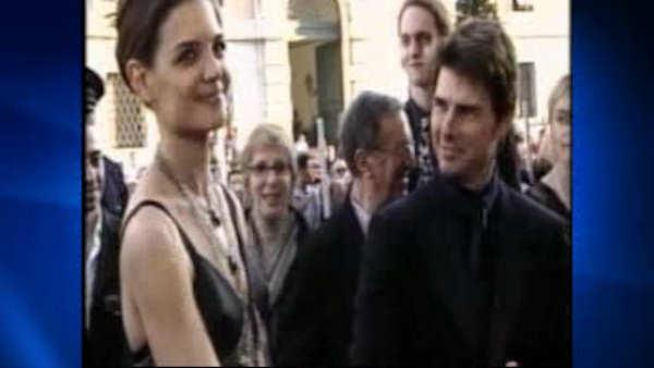 Tom Cruise, Katie Holmes reach divorce settlement
