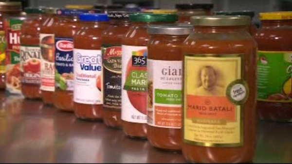 Consumer Reports puts pasta sauces to the test