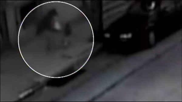 Brazen kidnapping attempt caught on tape