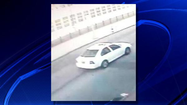 Police seek vehicle in Brownsville drive-by shooting