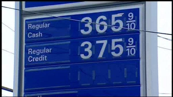 Gas prices going up in New Jersey
