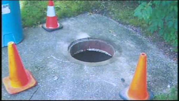 Stolen manhole covers create costly situation