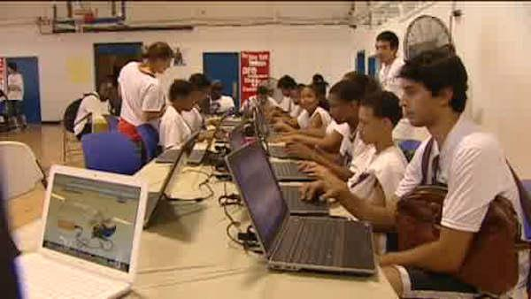 Summer camp adds academic component to activities