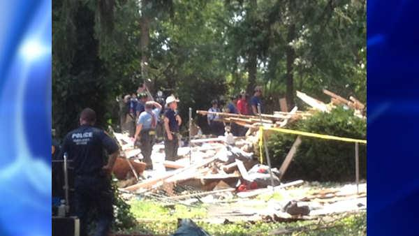 Propane tanks eyed in fatal home explosion
