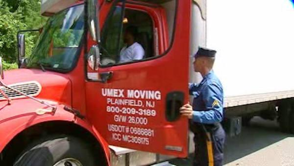 A sting that takes down unlicensed movers