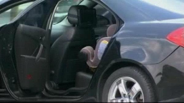 Campaign targets parents leaving kids in hot cars