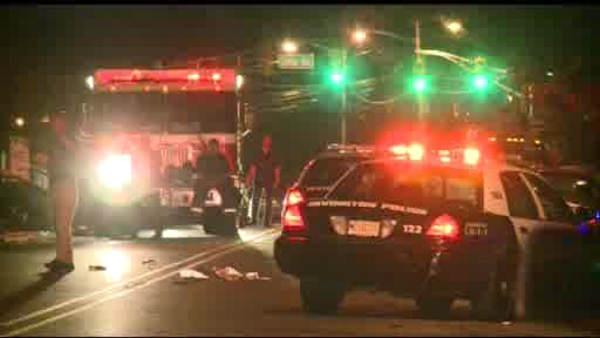 Police investigate deadly chase and crash in Irvington