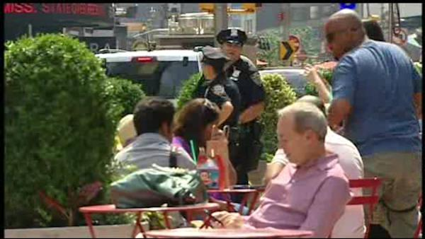 Is NYC tourism affected by shootings?