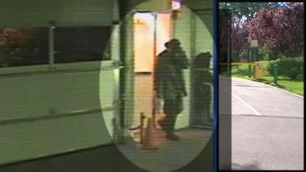 Police search for retirement home armed intruder