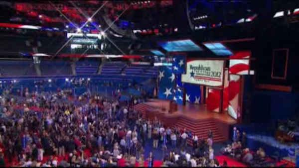 Republicans ready to roll at convention
