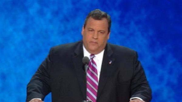 Gov. Chris Christie's RNC keynote speech