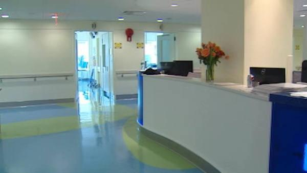 New pediatric unit at Hospital for Special Surgery
