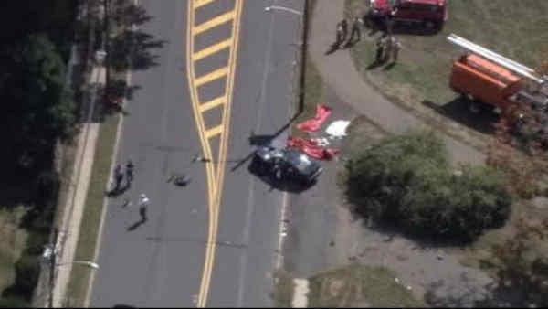 2 dead in East Brunswick car accident