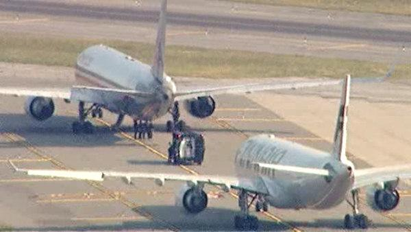 Bomb scare called in about 2 planes to JFK Airport