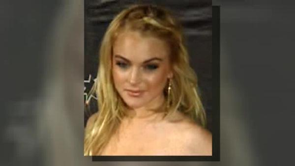 Surveillance video may back Lohan's story