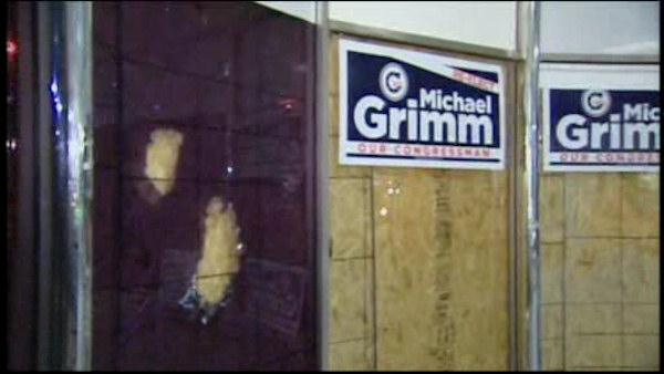 Police investigate break-in at Congressman Grimm's office