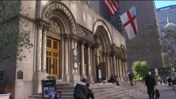 Landmarked religious institutions look to sell air rights