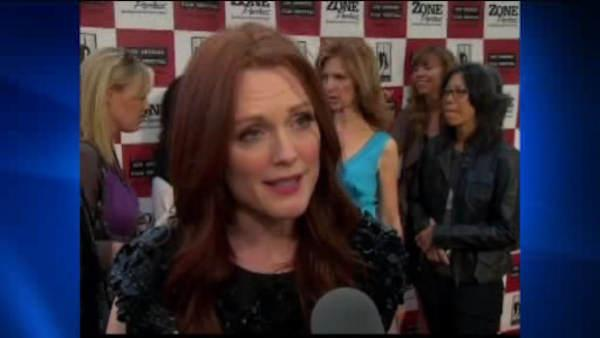 Julianne Moore, Artist Arena, New York Film Festival