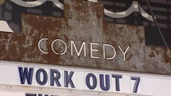 Opportunities to laugh in Long Island City