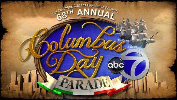 67th Annual Columbus Day Parade: Segment 1