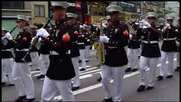 68th annual Columbus Day Parade