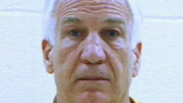 Jerry Sandusky releases audio statement