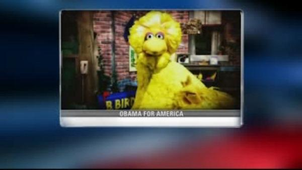 New Obama ad featuring Big Bird meets controversy