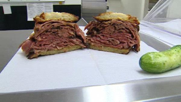 Siblings' small shop serves up Jewish deli-style sandwiches