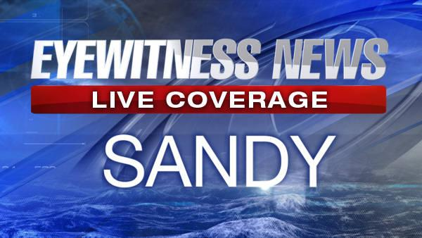 Live Sandy coverage from Eyewitness News