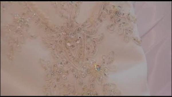 Wedding dress giveaway for brides-to-be affected by Sandy