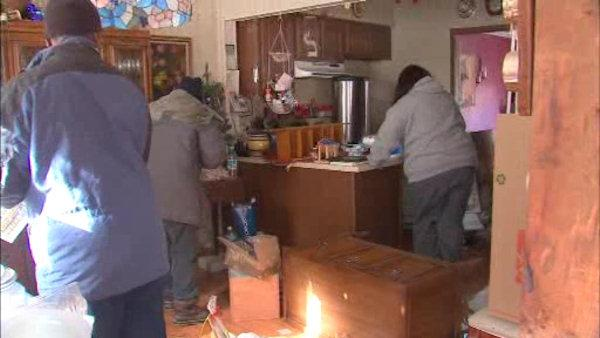 Baldwin residents receiving help after Superstorm Sandy