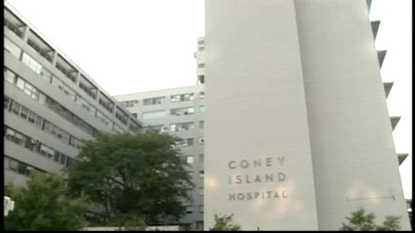 Inside Coney Island Hospital after Sandy