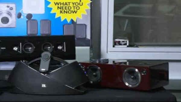 Consumer Reports reviews wireless speakers